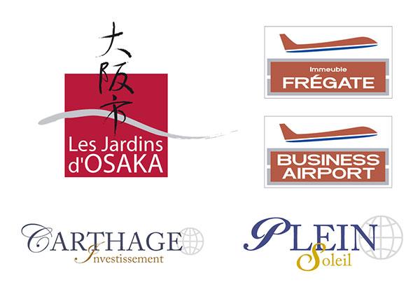 Logos DCB international