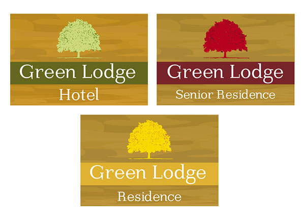 Logo Green Lodge Hôtel