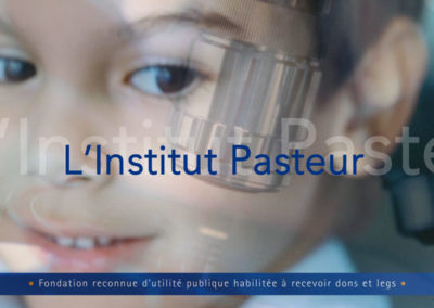 Animation Institut Pasteur